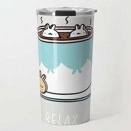 Marshmalunny Travel Mug