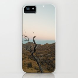 Mt. Lemmon iPhone Case