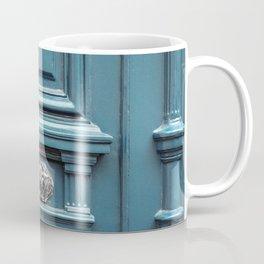 Blue Moon Doorway Coffee Mug