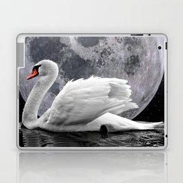 Planets Swan by GEN Z Laptop & iPad Skin