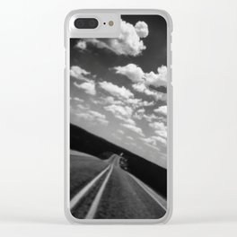 204 | hill country Clear iPhone Case