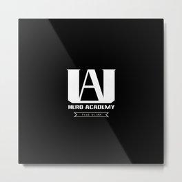 UA Metal Print