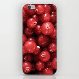 very berry iPhone Skin