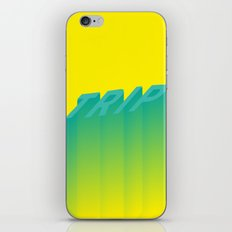 Trip Out iPhone Skin