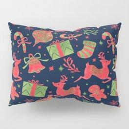 Christmas New Year winter theme Pillow Sham