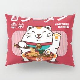 Fortune Ramen Pillow Sham