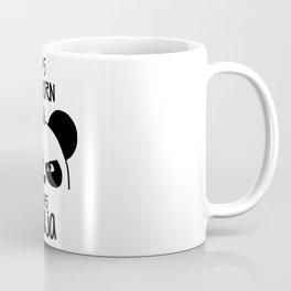 5% Unicorn 95% Ninja Coffee Mug