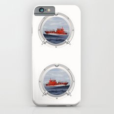 Port Hole View iPhone 6s Slim Case