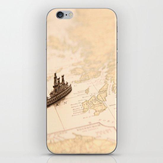 Travel Dreams iPhone & iPod Skin