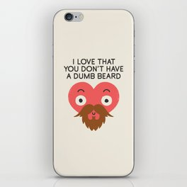 Groomed For Love iPhone Skin