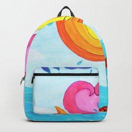 Mermaid at Heart Backpack