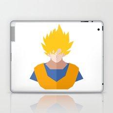 Goku SSJ Laptop & iPad Skin