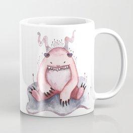 Pink Monster Coffee Mug