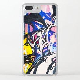 BRAVA 1 Clear iPhone Case