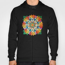 "Mandala ~ ""Changing Turtle Seasons"" Hoody"