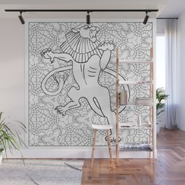 Chimera Greek Mythological Creature Wall Mural