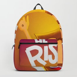 HE IS RISEN  Backpack