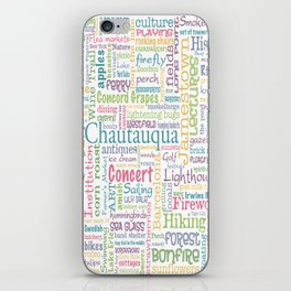 Chautauqua Summer Dream iPhone Skin