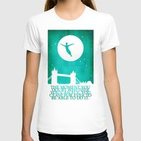 peter pan T-shirts featuring Peter Pan in London by Chien-Yu Peng