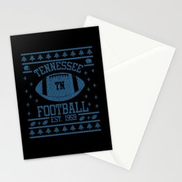 Tennessee Football Fan Gift Present Idea Stationery Cards