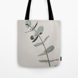 Stretch: minimalist botanical eucalyptus Tote Bag