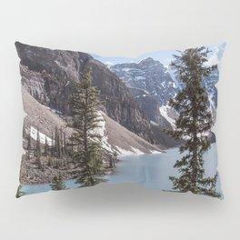 Landscape Photography Lake Moraine Canada Pillow Sham
