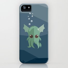 Cthulhu iPhone Case