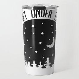 Under the Blinking Stars Travel Mug