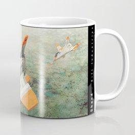 Shard Duo Coffee Mug