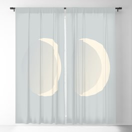 Ethereal Moon Blackout Curtain