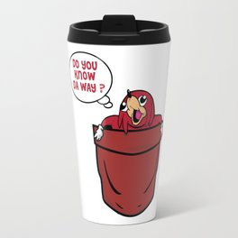 Uganda Warrior Travel Mug