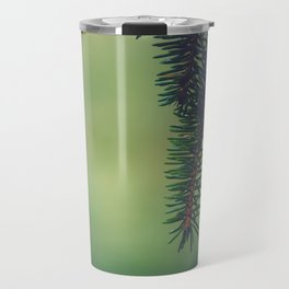 Pine tree branch Travel Mug
