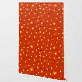 Pattern-YR Stars Wallpaper