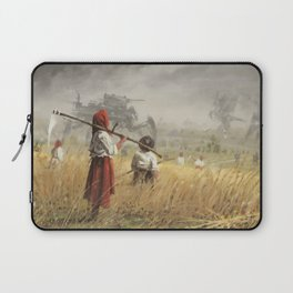 1920 - guest from the west Laptop Sleeve