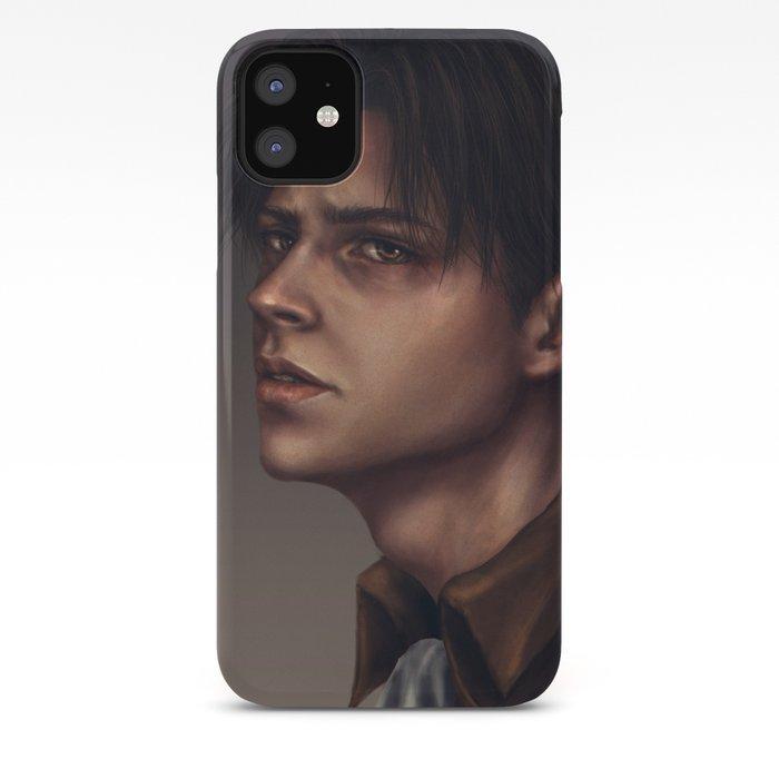 Levi Ackerman Iphone Case By Trixart Society6