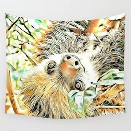 ArtAnimal Sloth II Wall Tapestry