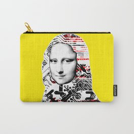 Mona Lisa Platina 2 Carry-All Pouch