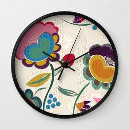 Nandi Wall Clock
