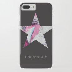 David Bowie Print. Blackstar Ziggy Stardust Print iPhone 7 Plus Slim Case