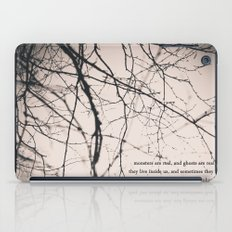 monsters + ghosts iPad Case