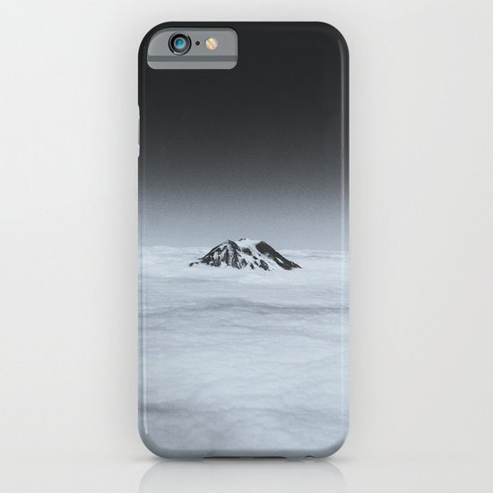 Higher than the Clouds (with an iPhone) iPhone & iPod Case