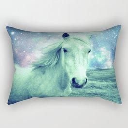 Celestial Dreams Horse Rectangular Pillow