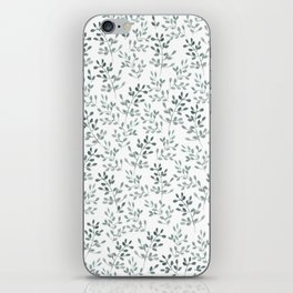 Ramitas pattern iPhone Skin