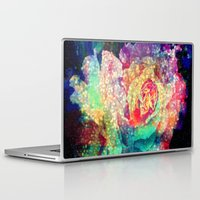 roses Laptop & iPad Skins featuring Roses by haroulita