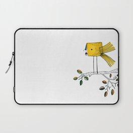 Nosy Bird Laptop Sleeve