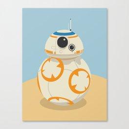 Droide BB-8 Canvas Print