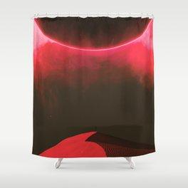 Second Sundown Shower Curtain