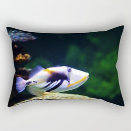 Picasso Triggerfish Rectangular Pillow