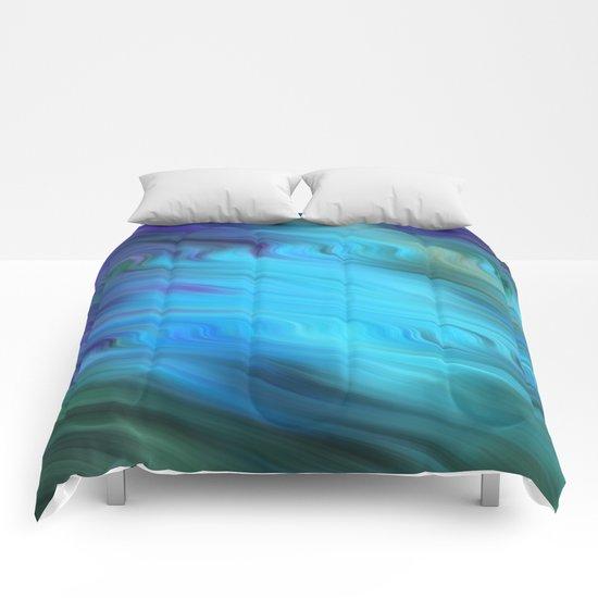 Down Stream Comforters