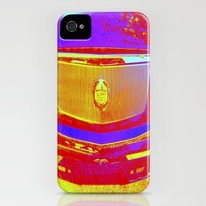 Do you want to ride in the backseat of my caddy? iPhone (4, 4s) Slim Case